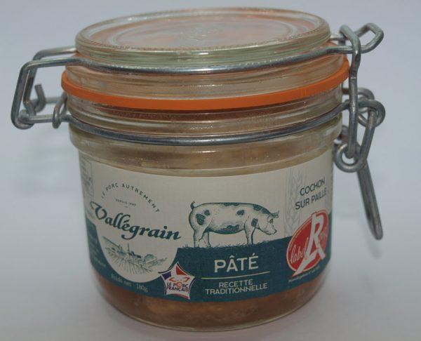 Ferme de Coubertin pâté