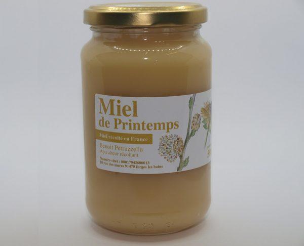 Ferme de Coubertin miel