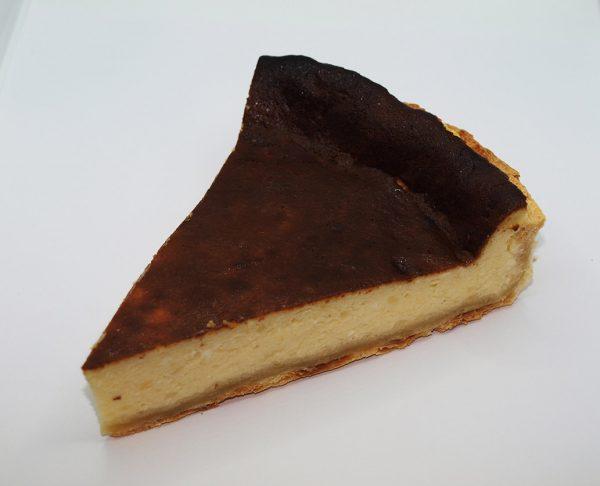 Ferme de Coubertin tarte fromage