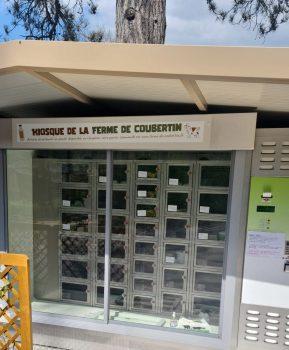 ferme de coubertin -kiosque